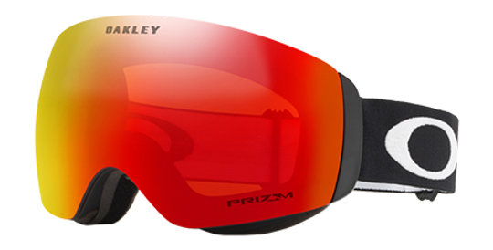 Oakley Flight Deck XM Matte Black/Prizm Torch Iridium