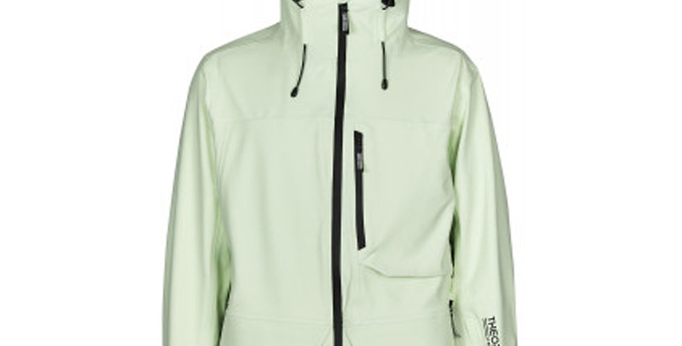 L1 Alpha Jacket Soft Lime