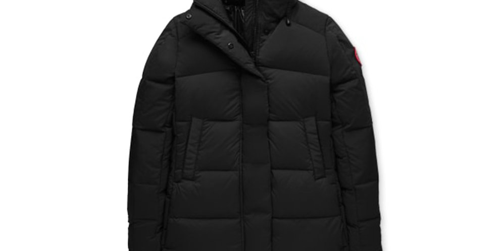 Canada Goose Womens Alliston Coat Black