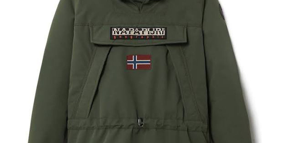 Napapijri Skidoo 3 Jacket Green Depths