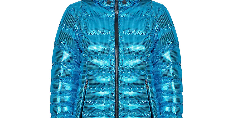 Sportalm Taos Jacket Vivid Blue Womens