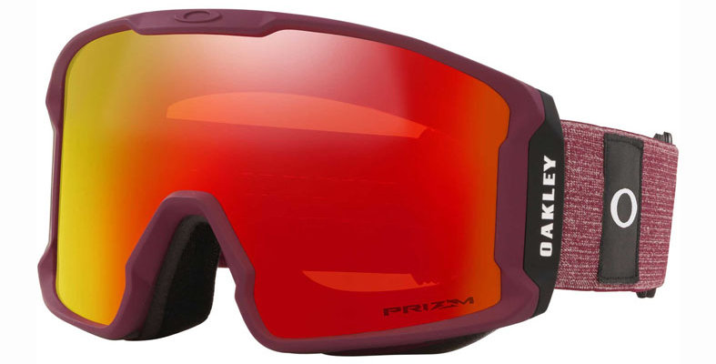 Copie de Oakley Line Miner XL Heathered Grey Torch Prizm