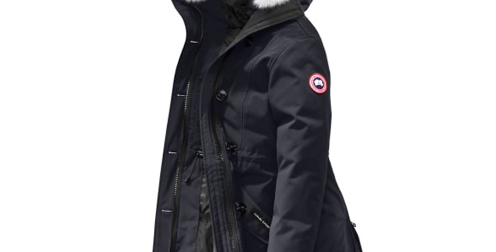 Canada Goose Womens Rossclair Navy
