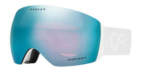 OakleyFlight Deck XM White/Prizm Saphire