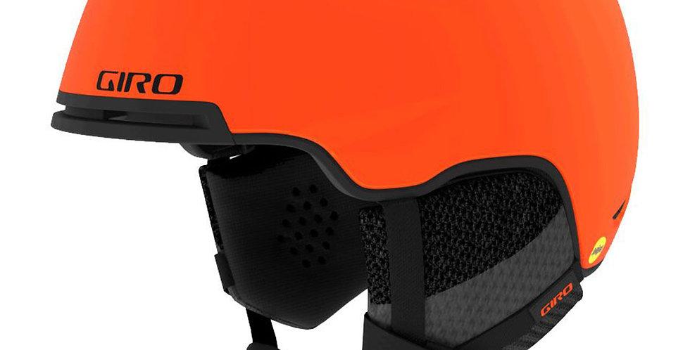 Giro Jackson Mips Matte Bright Orange