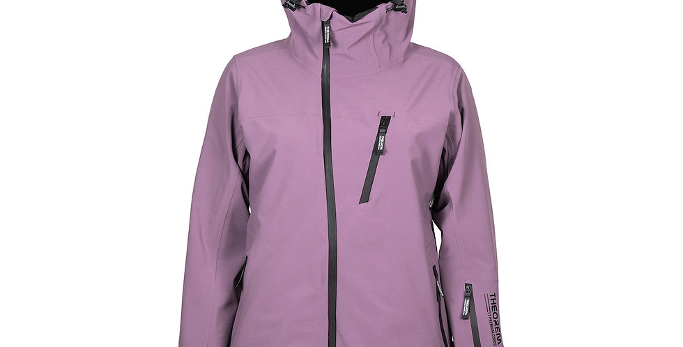 L1 Womens Nightwave Jacket Lavender