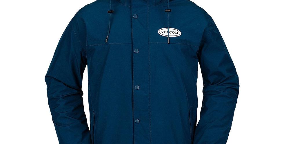 Volcom Longo Jacket Blue