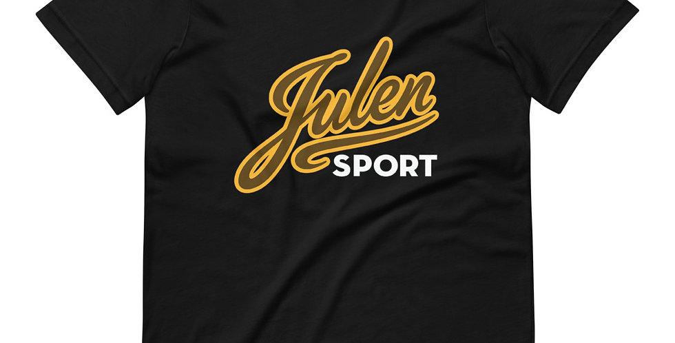 Julen Sport Logo Short-Sleeve Unisex T-Shirt