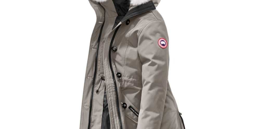 Canada Goose Womens Rossclair LimeStone