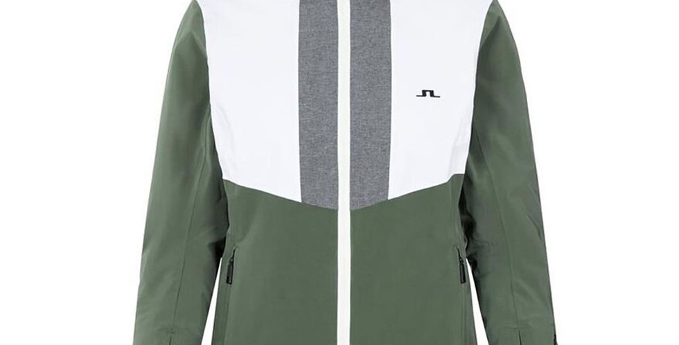 J.Lindeberg Gab Jacket Thyme Green Womens