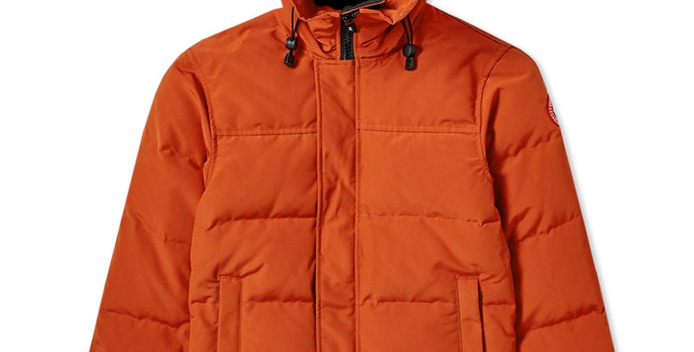Canada Goose Men Mac Millen Parka Red Japste