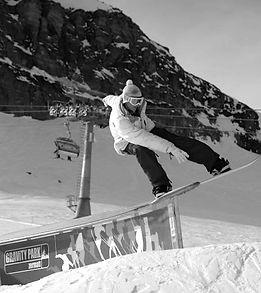 snowboard zermatt team