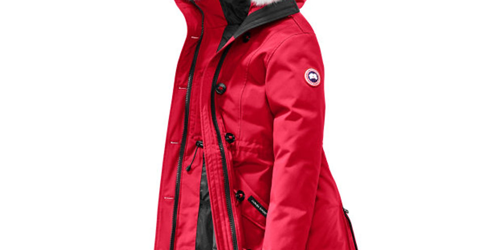 Canada Goose Womens Rossclair Red