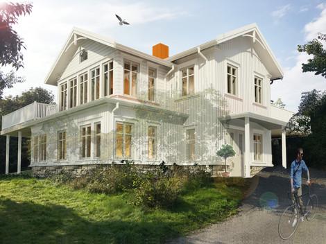 Villa Jörnestrand