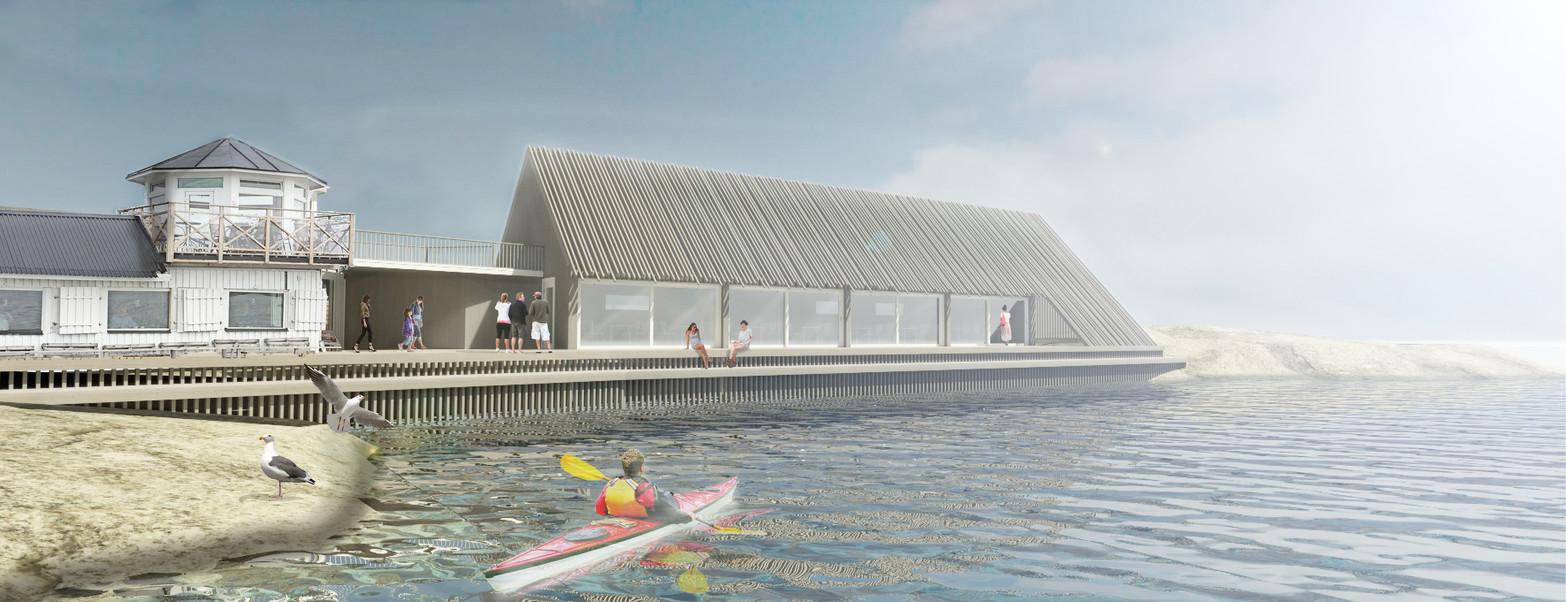 Festlokal i Fiskebäck