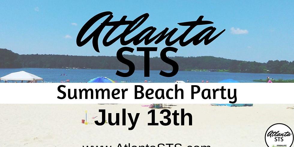 Atlanta STS Beach Party