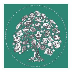 Tree Of Life - Celadon Green