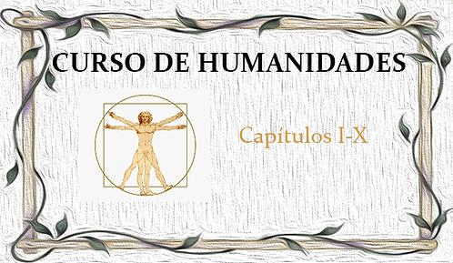 Curso de Humanidades (Capítulos I al X)