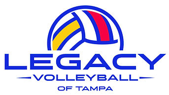 Legacy Volleyball Of Tampa Logo