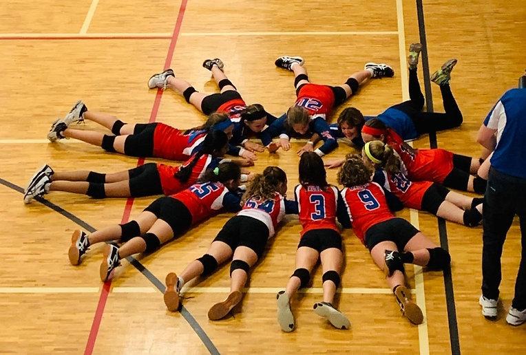 Legacy Volleyball Girls Club