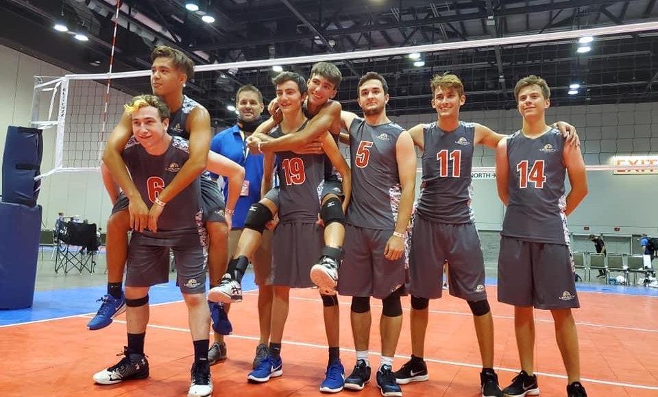 Legacy Volleyball Boys Club