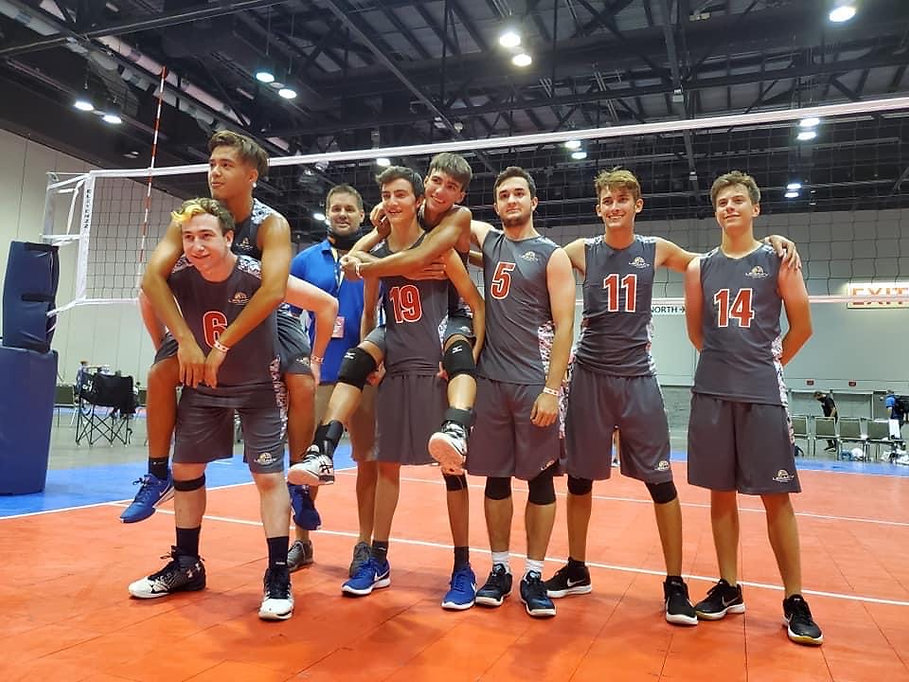 Legacy Volleyball Boys Club