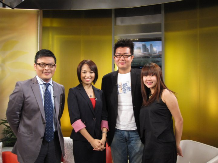Talentpreneur Channel 8 Gd Morning