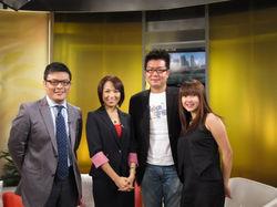 Talentpreneur Channel 8 Gd Morning