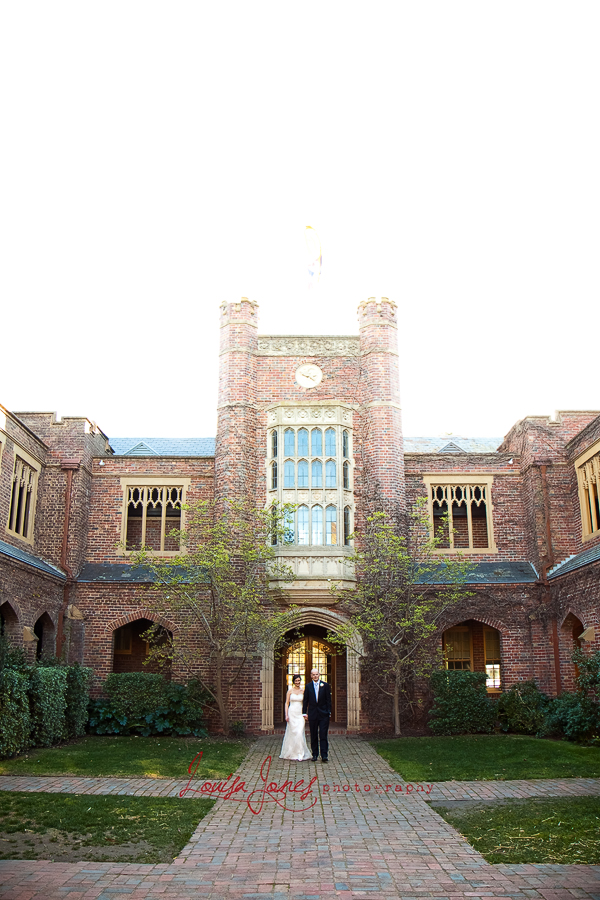 Geelong College Wedding Photography