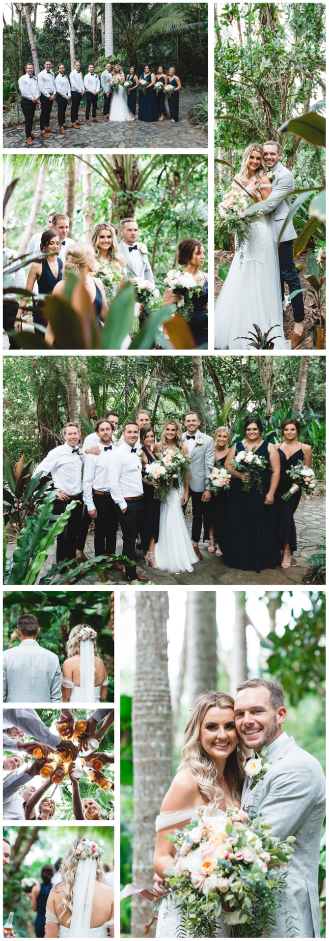 Wedding, Palm Cove, QLD
