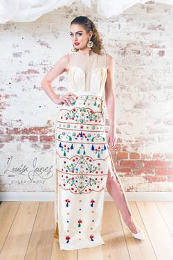 Fashion design by Ali Rauf
