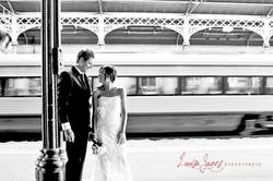 Geelong Train Station Wedding
