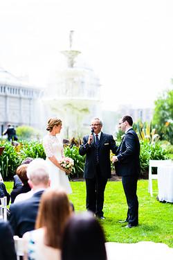 Carlton Gardens Ceremony