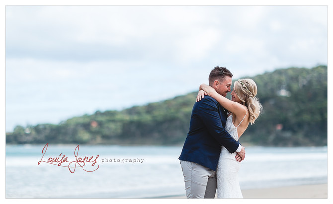 Wedding at the Mantra in Lorne