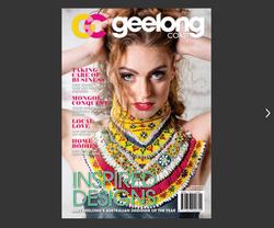 Magazine Cover 2016 GC