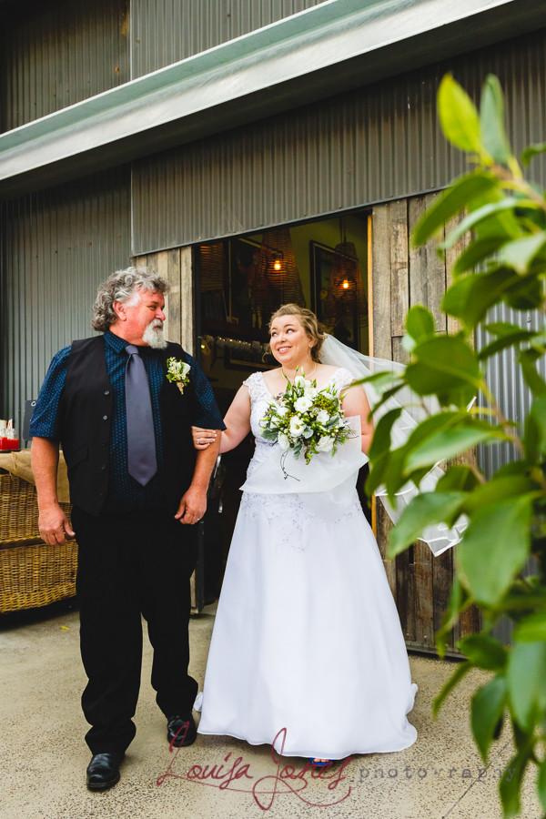 Married at Clyde Park, Bannockburn