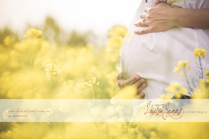 Geelong Family Photography - Canola