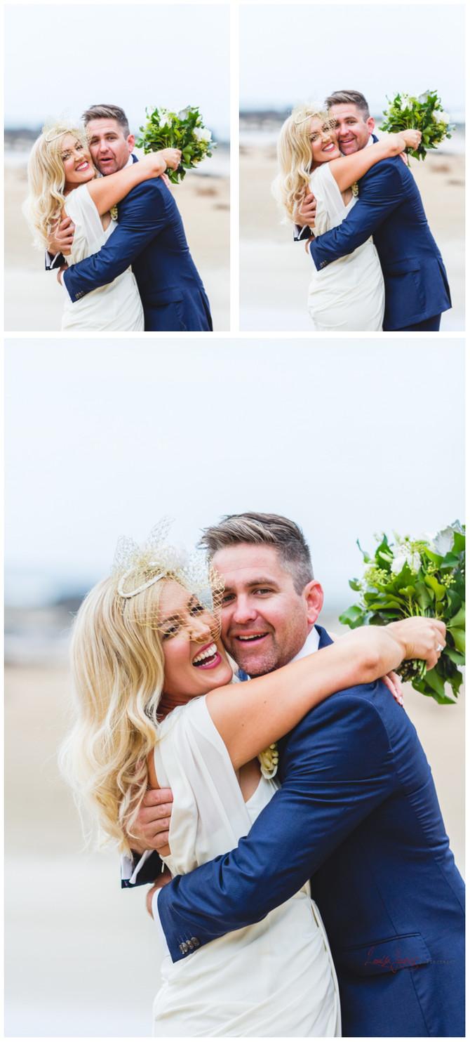 Lorne Beach Wedding