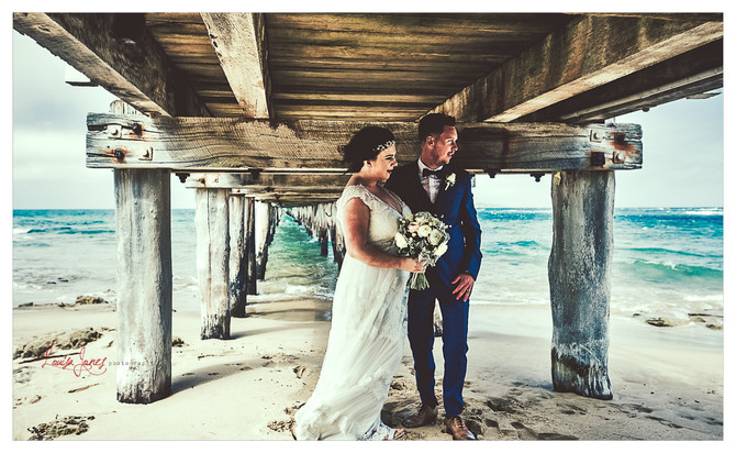 Wedding On the Beach, Ocean Grove