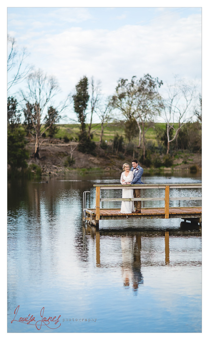 Narmbool Homestead Wedding