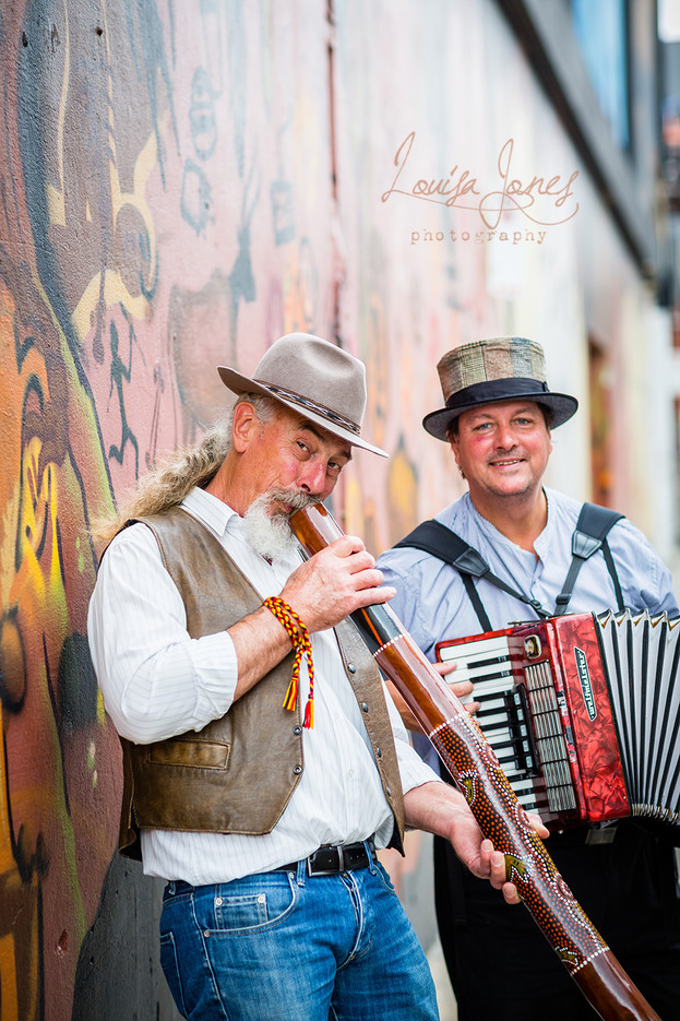 Buskers Event Geelong