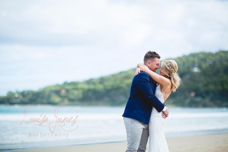 Lorne Wedding Beach
