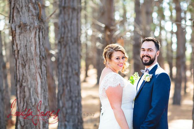 Bellarine to Truffleduck, Wedding
