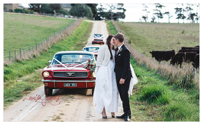 Winter Wedding in Geelong