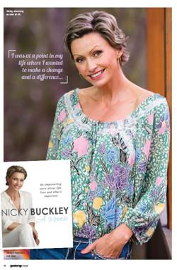 Nicky Buckley