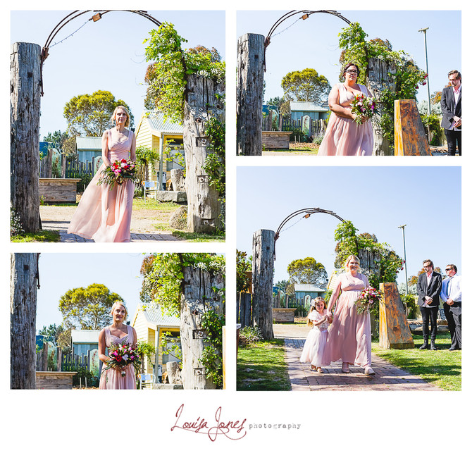 Wedding at One Day Estate, Bellarine Peninsula