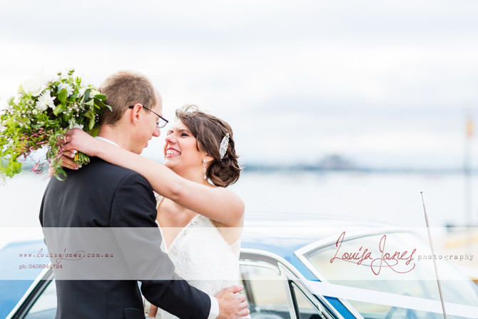 Wedding in Geelong and Batesford