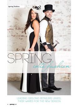 Magazine Fashion Photographer
