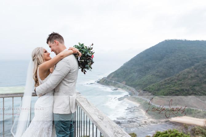 Seaside Wedding, Lorne