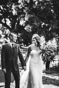 Melbourne Wedding Photography Black and